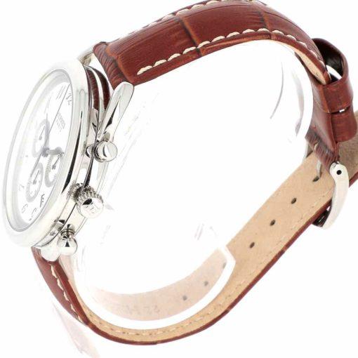 montre bracelet Hermes arceau chronographe automatique bracelet