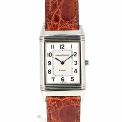 montre bracelet Jaeger Lecoultre reverso 250886 cadran 2