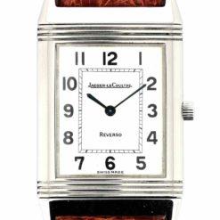 montre bracelet Jaeger Lecoultre reverso 250886 cadran 4