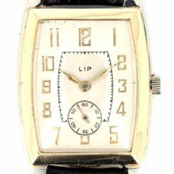 montre bracelet Lip brancard cadran 3