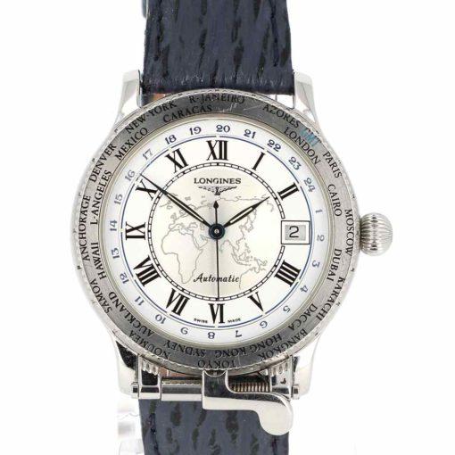 montre bracelet Longines pionniers cadran 2