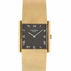 montre bracelet Patek Philippe 3570 cadran