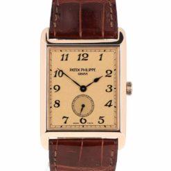 montre bracelet Patek Philippe gondolo 5109 cadran 2