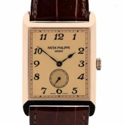 montre bracelet Patek Philippe gondolo 5109 cadran 3