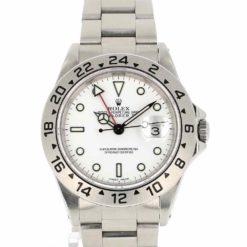 montre bracelet Rolex explorer 2 cadran 2