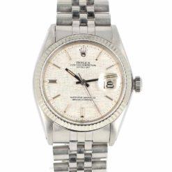 montre bracelet Rolex oyster perpetual datejust cadran