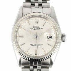 montre bracelet Rolex oyster perpetual datejust cadran 3