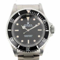 montre bracelet Rolex submariner 14060 cadran