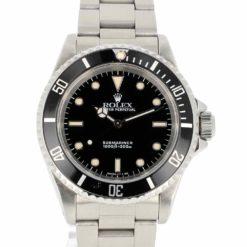 montre bracelet Rolex submariner 14060 cadran 3