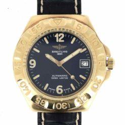 montre bracelet breitling serie limitee cadran 3