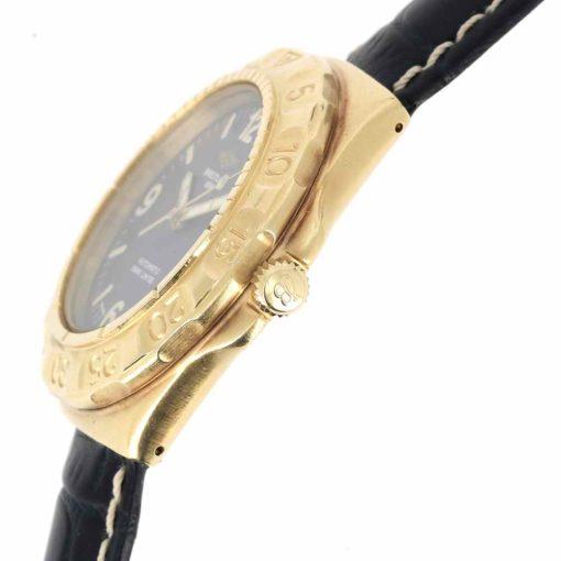 montre bracelet Breitling serie limitee carrure