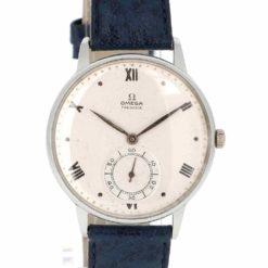 montre bracelet Omega 30T2 big size cadran 2