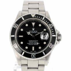 montre bracelet Rolex submariner 16610 K cadran 2