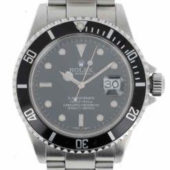 montre bracelet Rolex submariner 16610 K cadran 3
