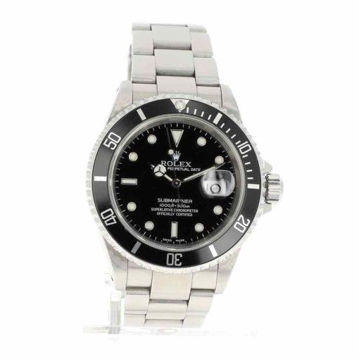 Rolex 16610 serie k