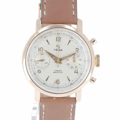 yema chronographe or