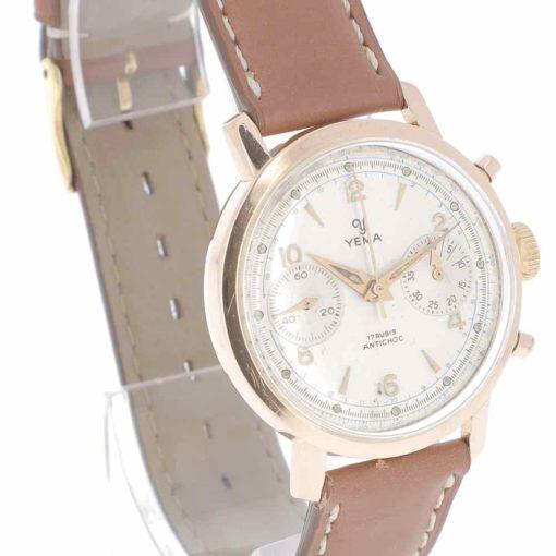 yema chronographe or coté 2