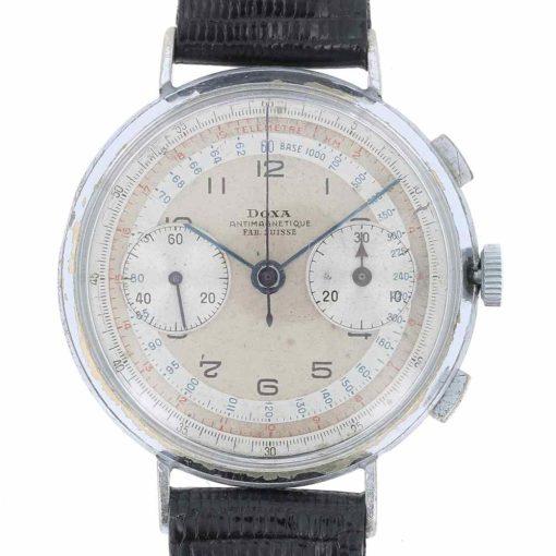 doxa chronograph