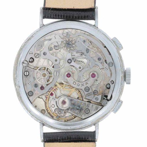 doxa chronograph movement
