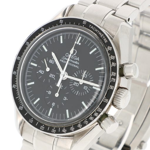 omega moonwatch remontoir